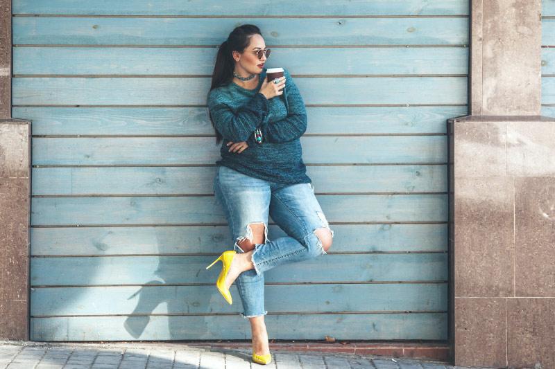 f22ae95b5 calça jeans - Lojão do Brás